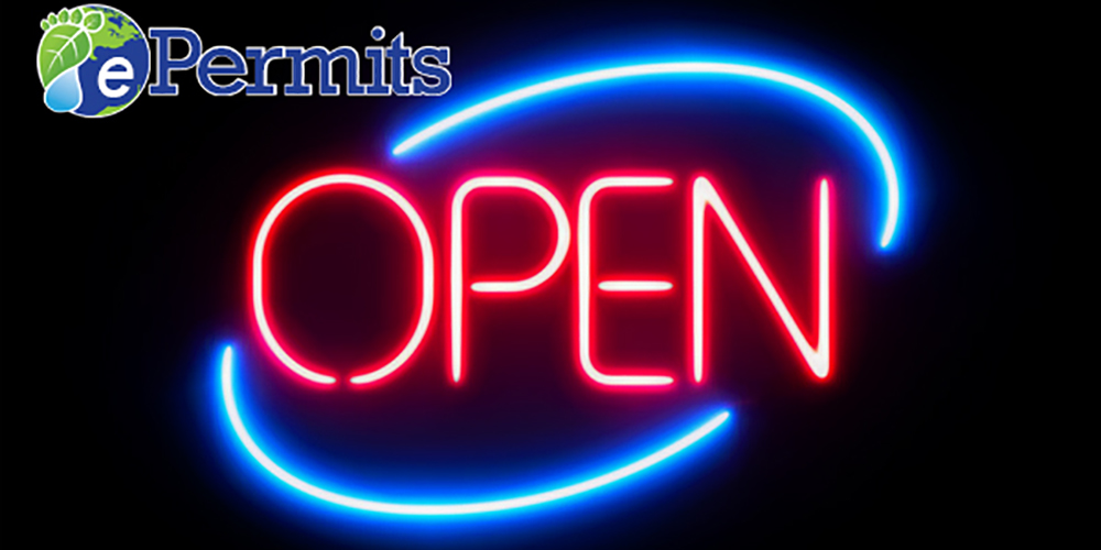 ePermits Open