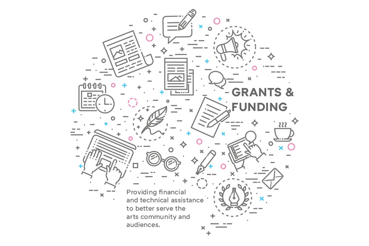 Broward County Arts Funding and Grants - Illustration