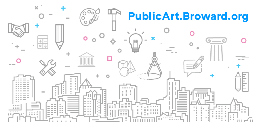 Public Art and Design - Broward County - Illustration