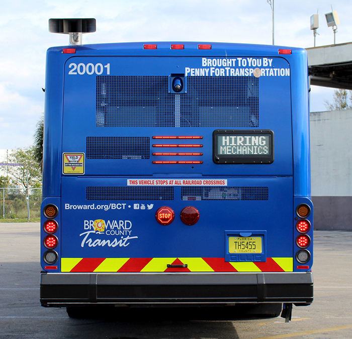 BCT New Bus