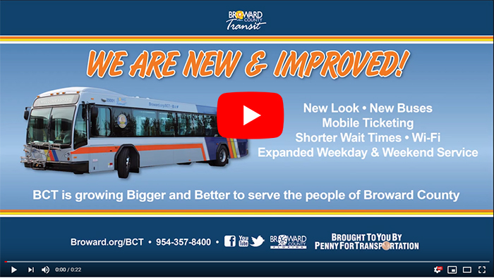 Broward County Transit's New Design Hitting the Road Soon