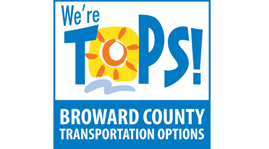 We're TOPS! Broward County Transportation Options