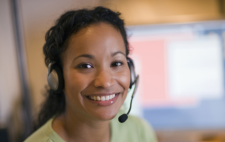 Customer Service is Here to Help! 954-357-8400