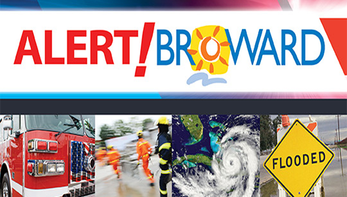 Alert Broward logo