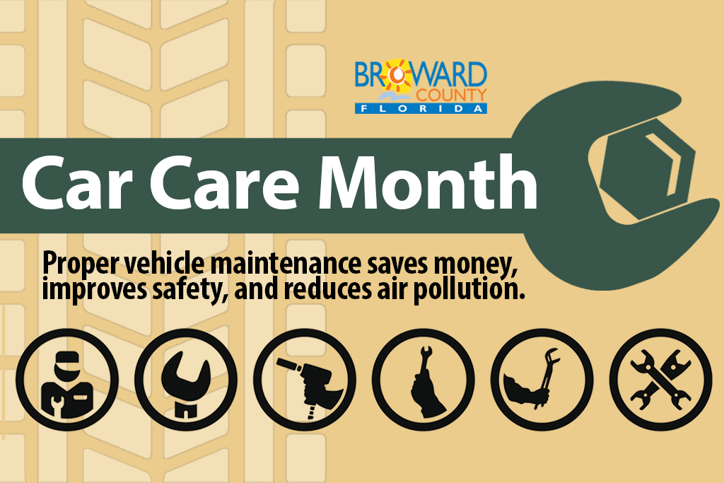Car Care Month Promo