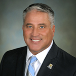 Chris Dzadovsky, St. Lucie County Commissioner, District 1