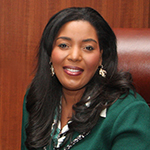 Barbara Sharief - Broward County mayor and Commissioner, District 8