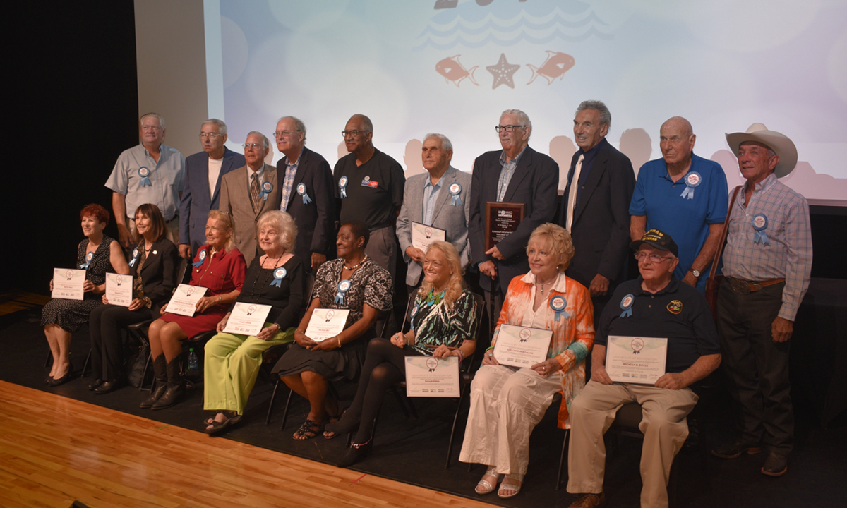 Pioneer Day 2019 Honorees, May 11