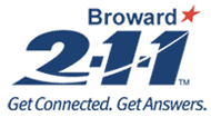 211 Broward logo