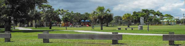 Hunters Manor Park in Pompano Beach