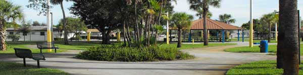 Roosevelt Gardens in unincorporated Broward County