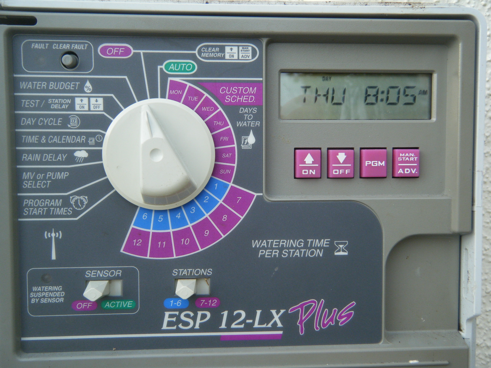 photo of water controller