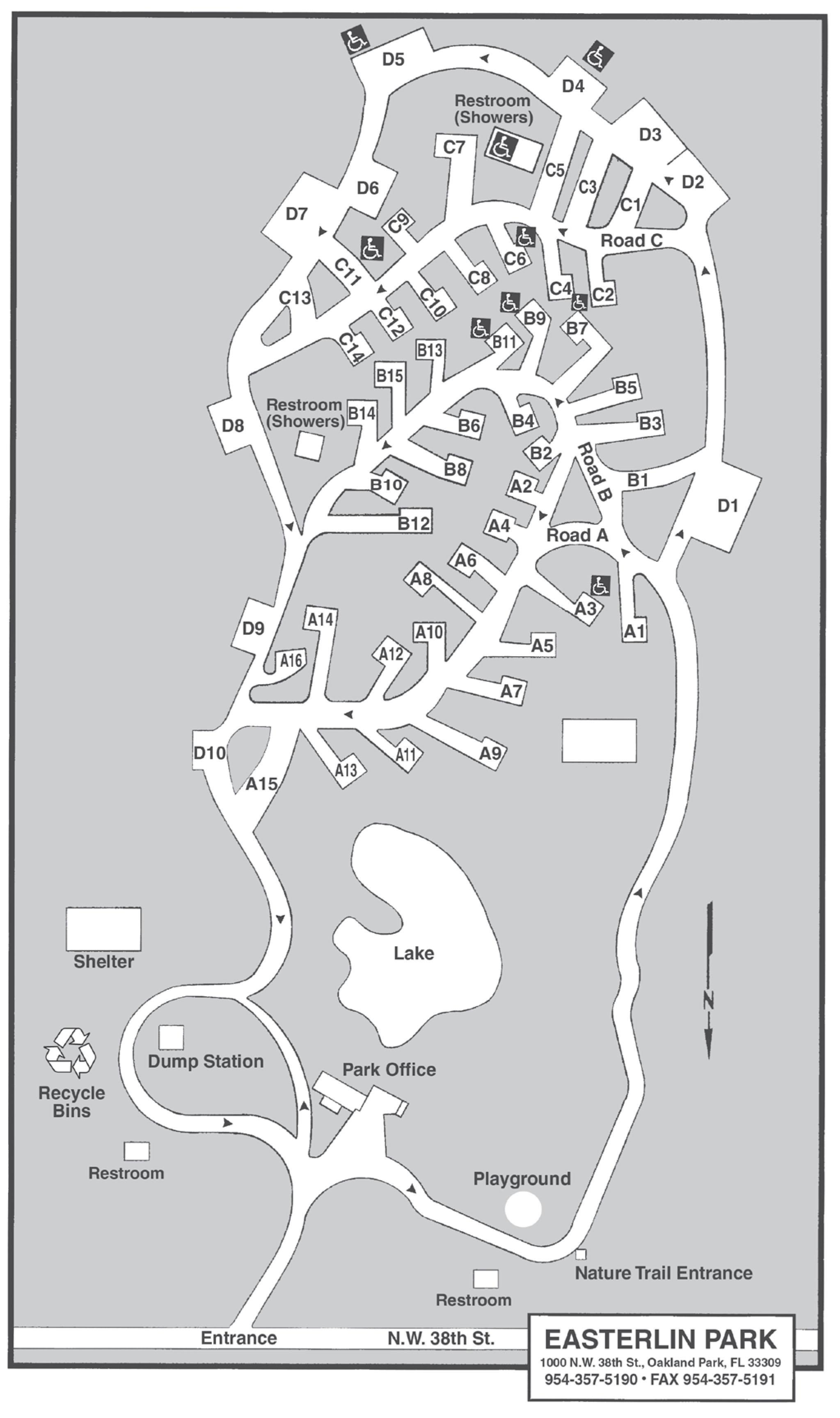 Florida Campgrounds Map.Home