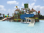 Tropical Splash water park