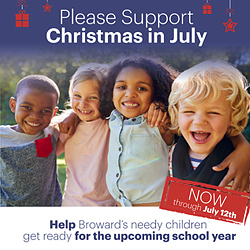 Please Support Christmas in July