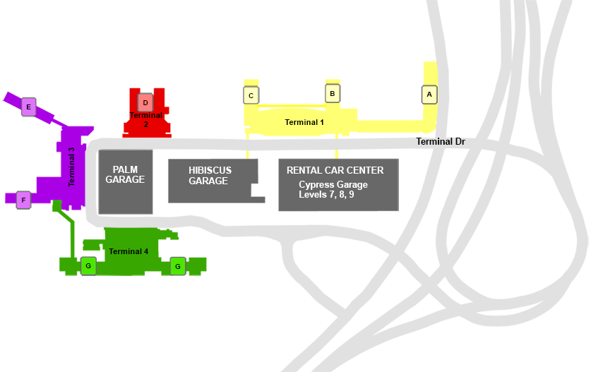 Airport Maps Overview