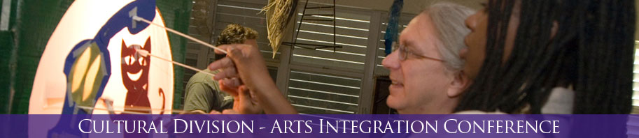 Arts Integration Conference