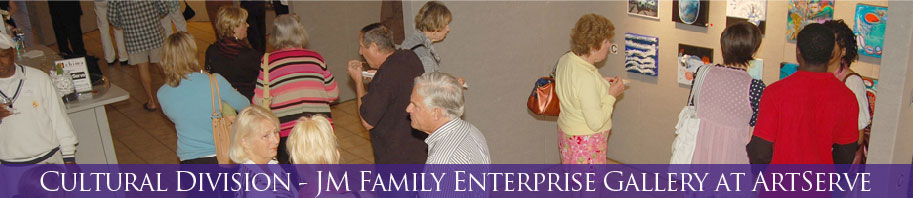 JM Family Enterprise Gallery at ArtServe