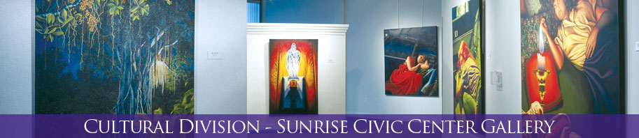Sunrise Civic Center Gallery