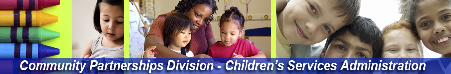 Community Partnerships Division - Children's Services