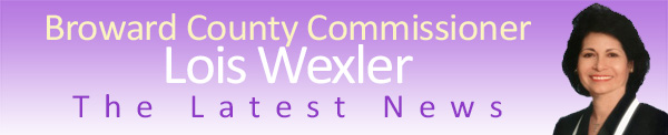 Broward County Commissioner - Lois Wexler - The Latest News