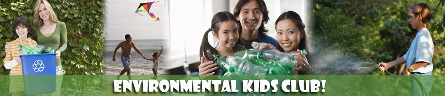 Welcome to the Environmental Kids Club