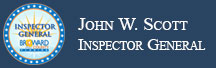 Broward County Inspector General - John W. Scott