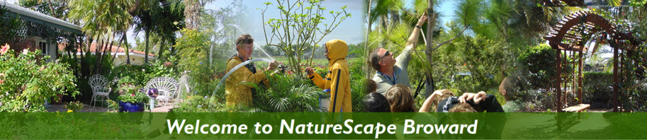 Welcome to NatureScape Broward