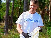 Clean Up - Volunteer