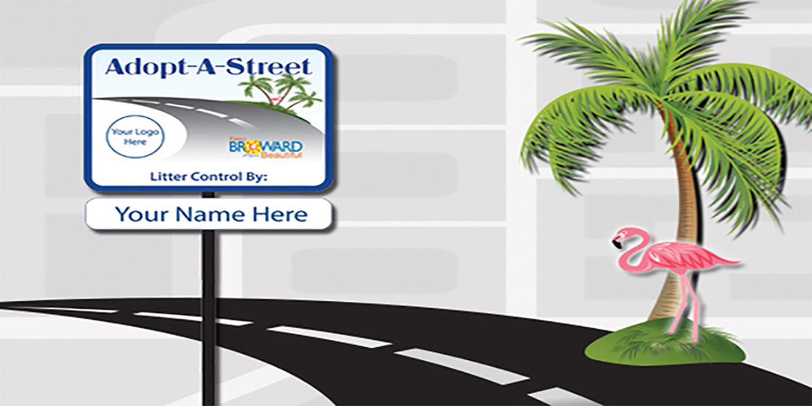Keep Broward Beautiful Adopt a Street!?