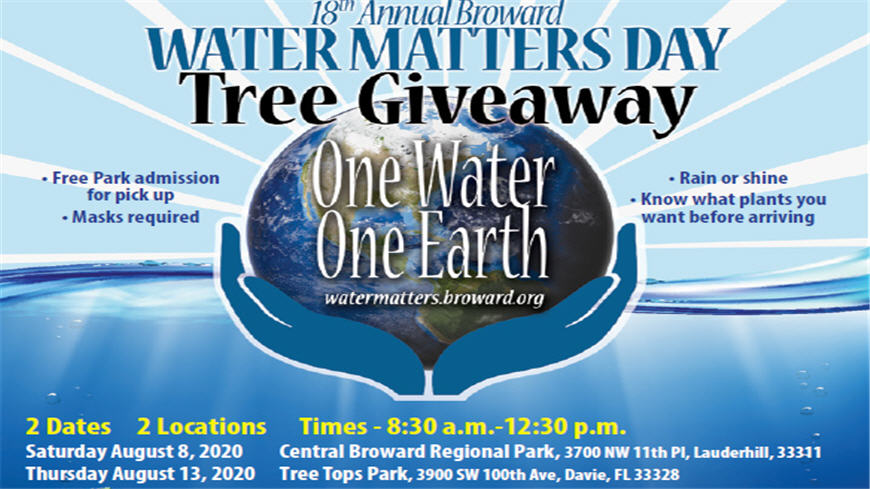 Water Matters Day 2020