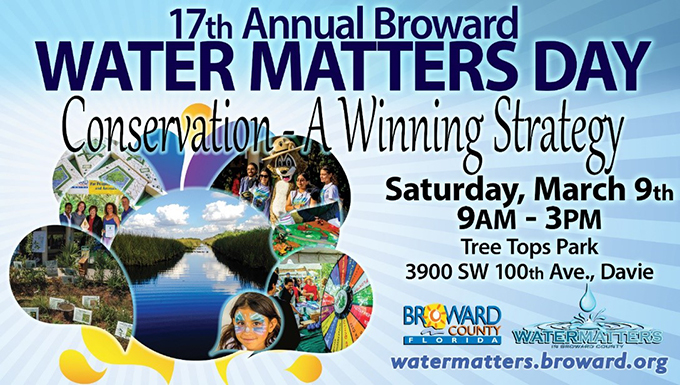 17th Annual Water Matters Day